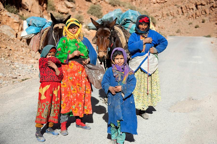 Berberes De Marrocos – O Povo Original Do País