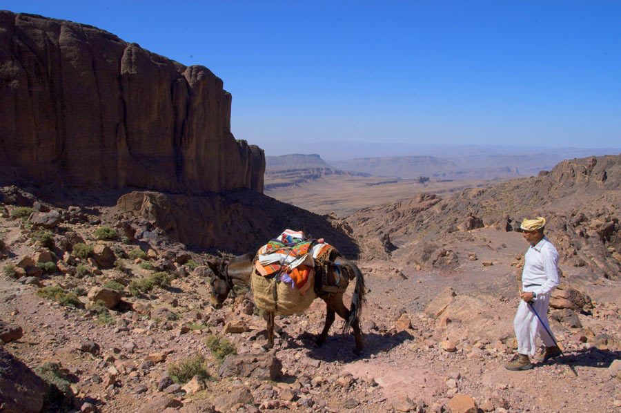 Caminhada Montanhas Marrocos