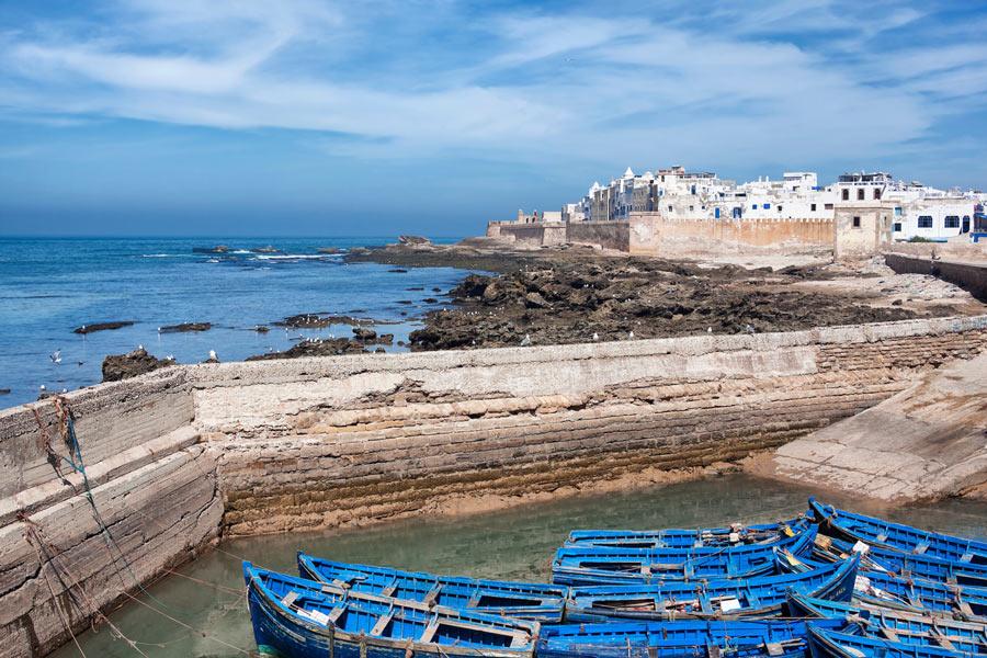 Essaouira, Marrocos – A Cidade Do Ritmo Musical Da Costa Marroquina