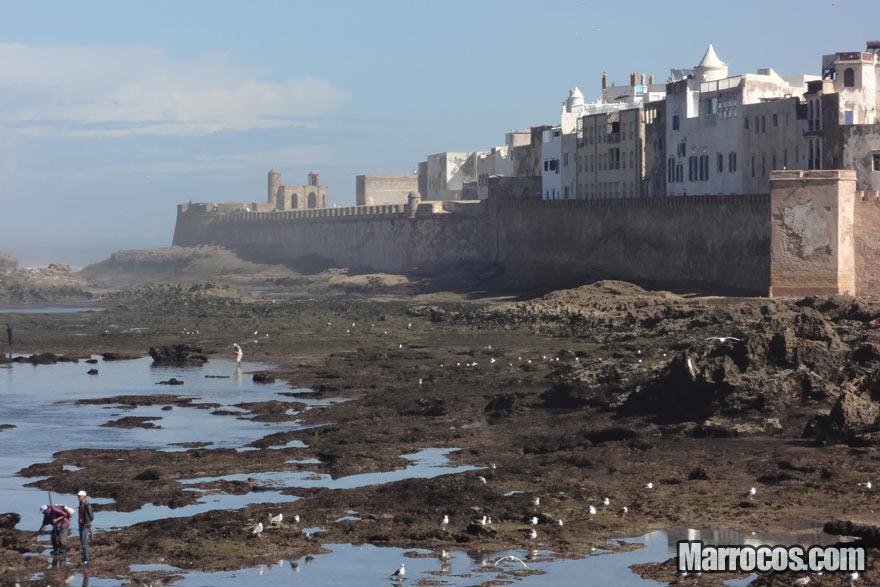 Essaouira em Marrocos
