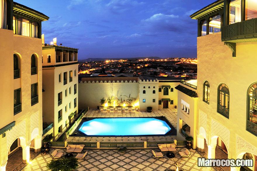 Alojamento Em Fez, Marrocos – Hotéis Em Fez