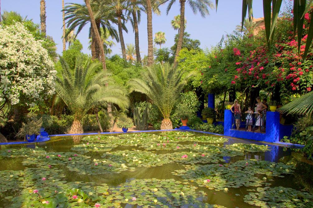 Yves Saint Laurent Em Marrocos – O Criador Dos Jardins Majorelle