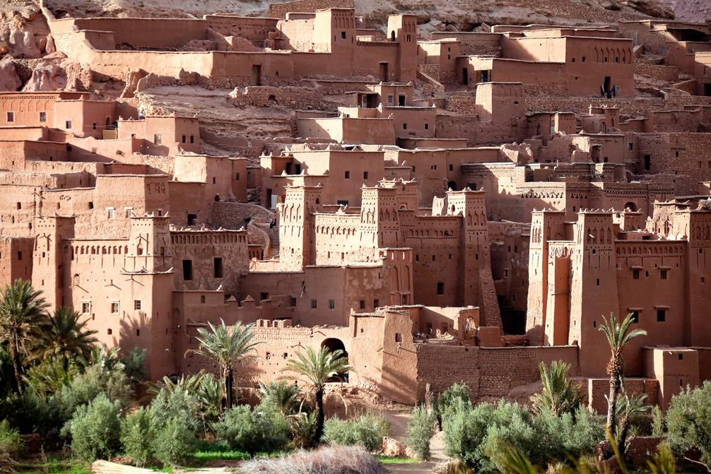 O Que é Um Casbá (Kasbah) – As Casas Fortificadas Marroquinas