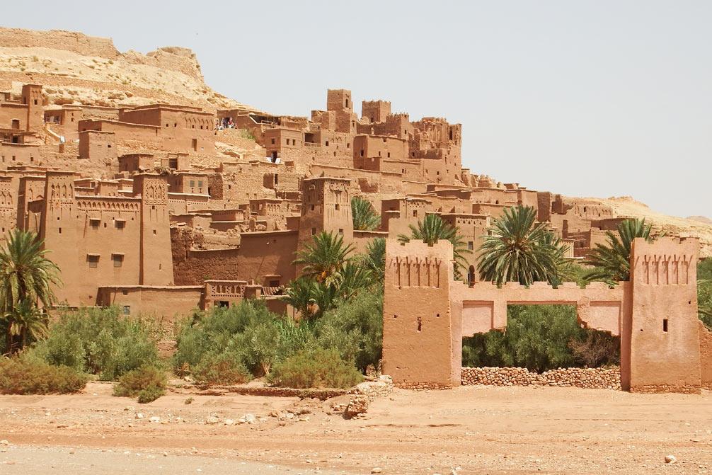 O Que é Um Ksar – As Aldeias Fortificadas Marroquinas