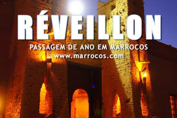 Junte-se a um Grupo, Passagem de Ano em Marrocos 520€
