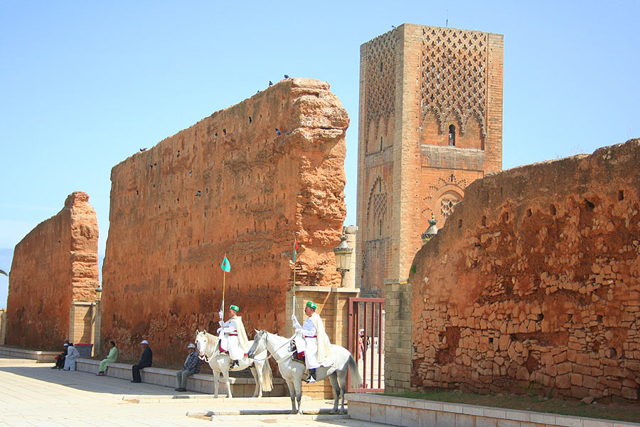 Rabat, Marrocos – A Capital Do Reino Marroquino