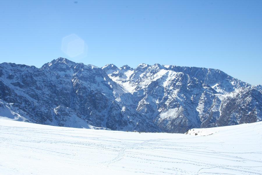 Destinos De Ski Em Marrocos