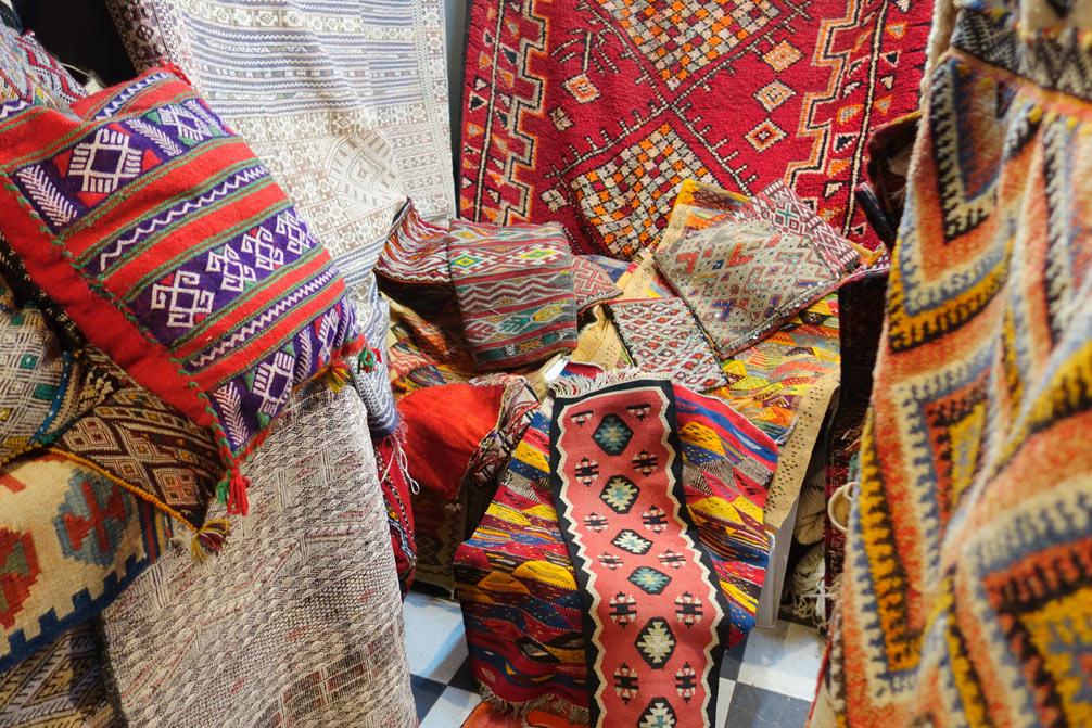 Tapetes Em Marrocos – A Linda Tapeçaria Marroquina