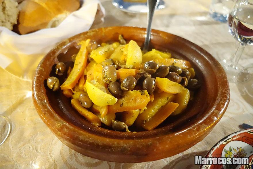 Tajine de Marrocos