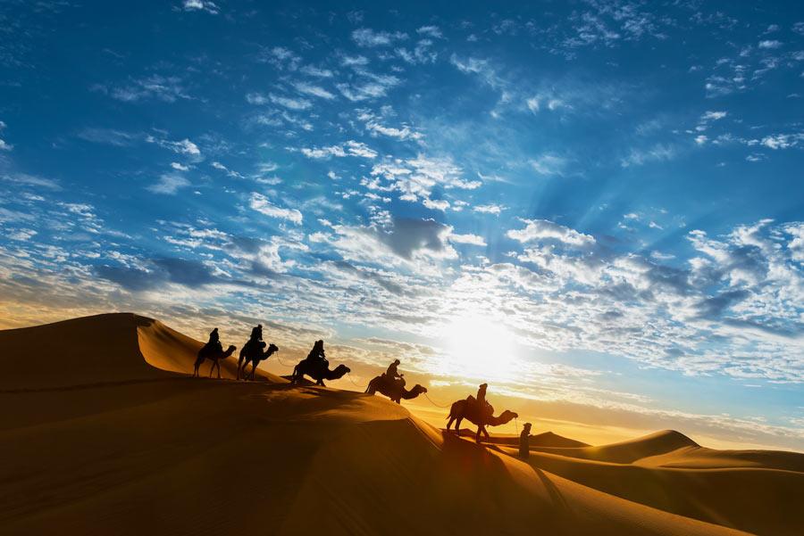 Junte-se A Um Grupo: 7 Dias Em Marrocos 430€, Marrakech Até Sahara
