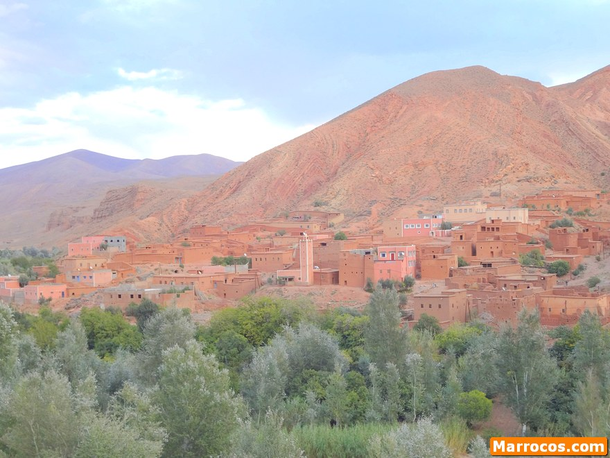Gargantas Do Dades, Marrocos