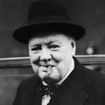 Winston Churchill em Marrocos