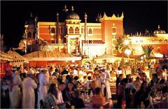 Fantasia de Marrakech