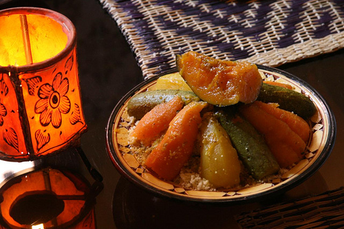 Comida Árabe - Receitas Marroquinas
