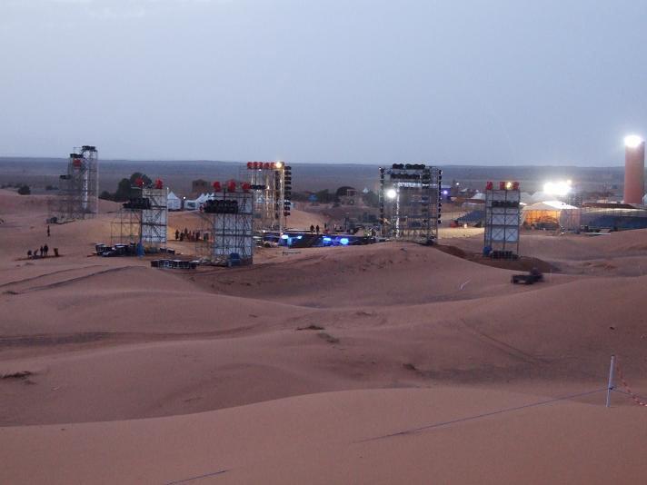 Concerto De Jean Michel Jarre Em Merzouga – Música No Deserto De Marrocos