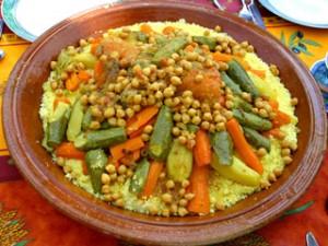 Cuscuz marroquino