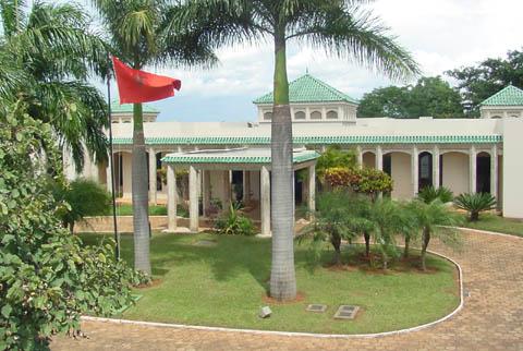 Embaixada De Marrocos Em Brasília, Brasil