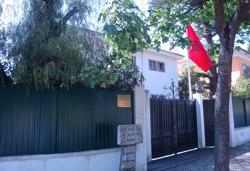 Embaixada De Marrocos Em Lisboa, Portugal
