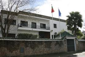 Embaixada De Portugal Em Rabat, Marrocos