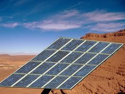 Energia Solar Em Marrocos