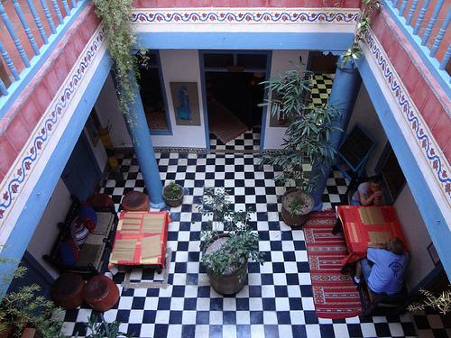 Hotel em Essaouira, Marrocos