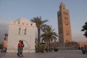 Koutoubia em Marraquexe