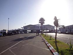 Porto de Tanger em Marrocos