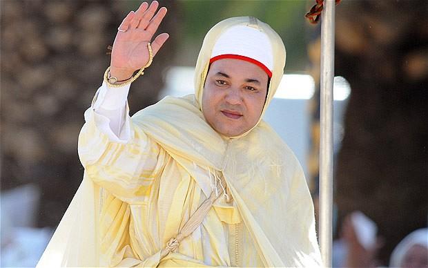 O Rei De Marrocos – O Líder Amado De Todos Os Marroquinos