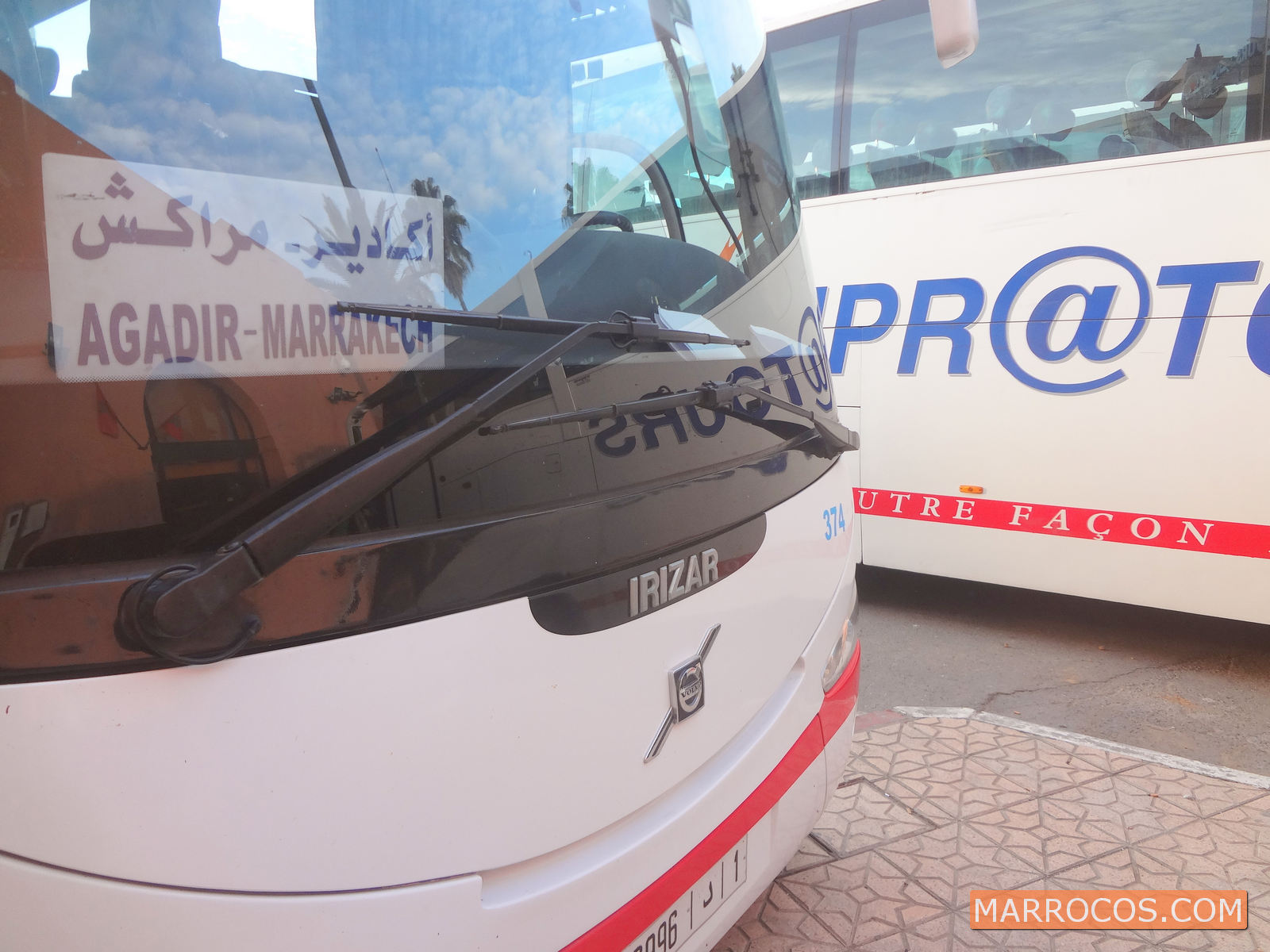 Viajar de autocarro (ônibus) em Marrocos AUTOCARRO MARROCOS 2 Transportes