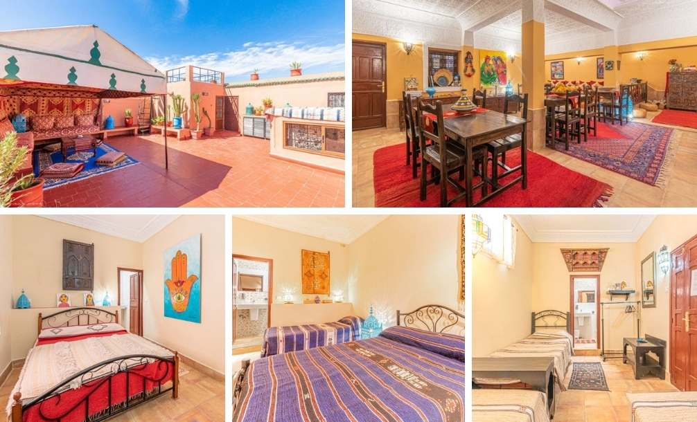 Alojamento em Ouarzazate