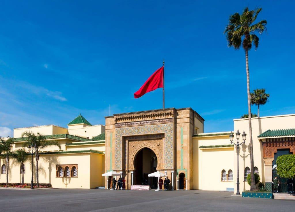 Bandeira Marrocos