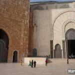 Mesquita Hassan II em Casablanca Marrocos