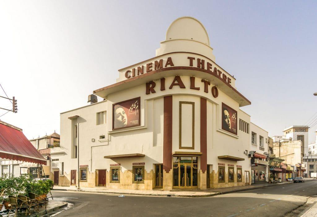 Cineteatro Rialto em Casablanca