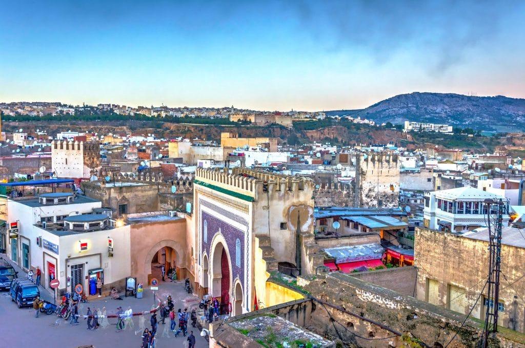 Coworking e Coliving em Fez