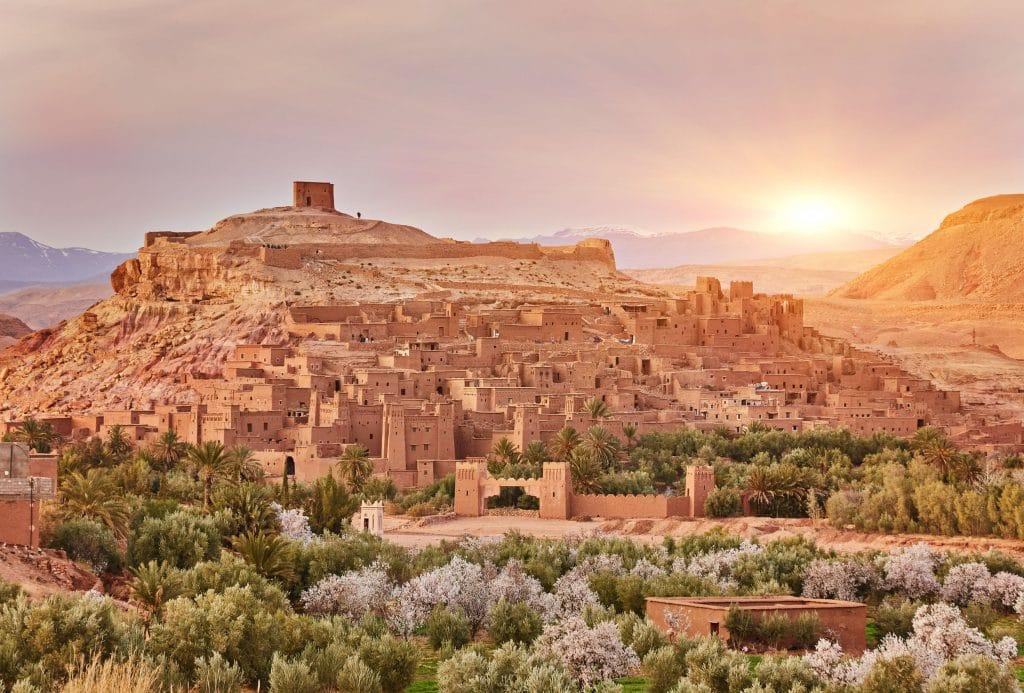 Coworking e Coliving em Ouarzazate