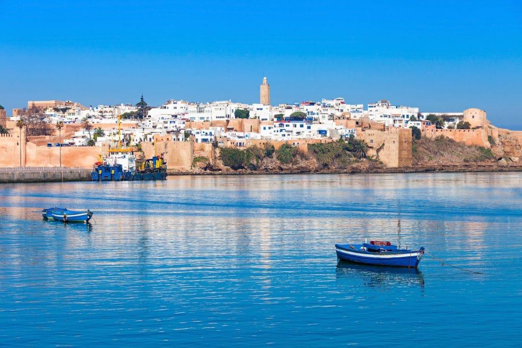 Coworking e Coliving em Rabat