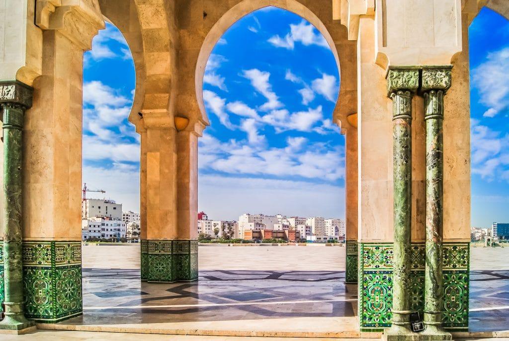 Como Chegar a Casablanca