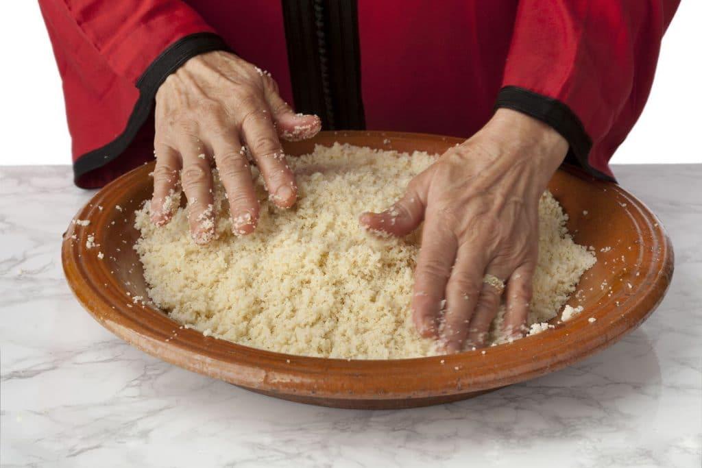 Como fazer cuscuz tradicional