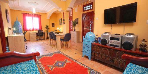 Espaços Coworking e Coliving em Marrocos