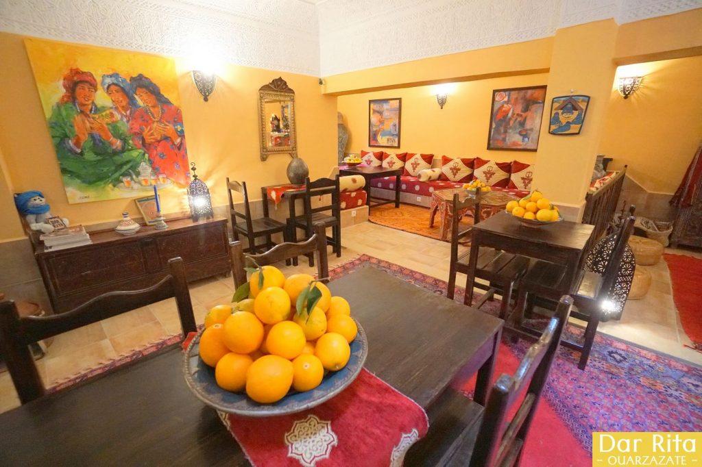Hotel português em Marrocos DAR RITA HOTEL OUARZAZATE 1 Alojamento