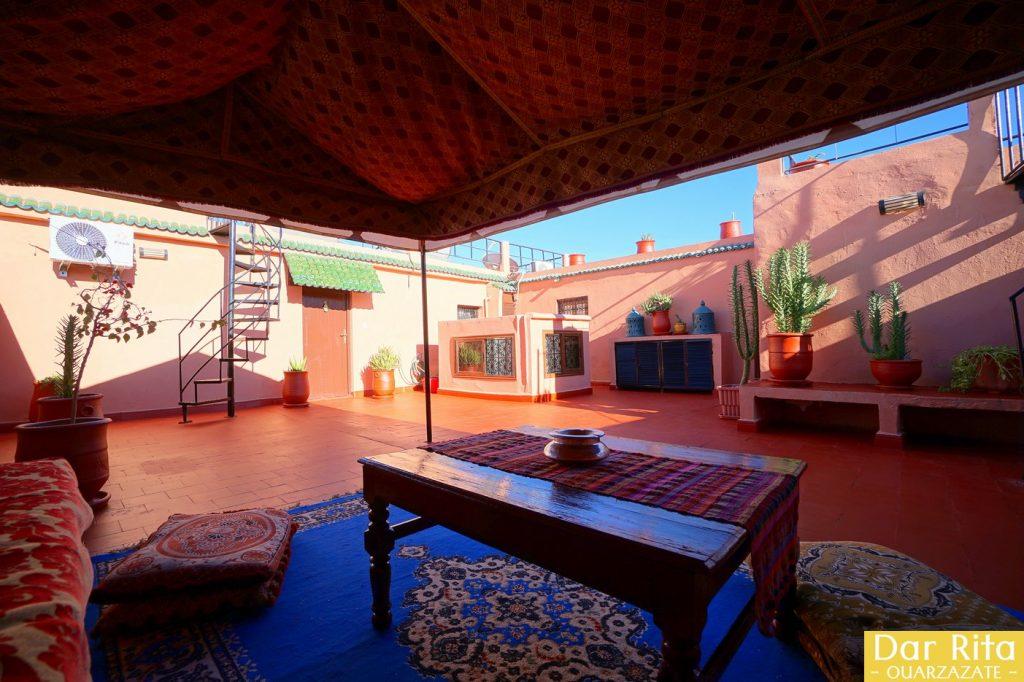 Hotel português em Marrocos DAR RITA OUARZAZATE 2 Alojamento