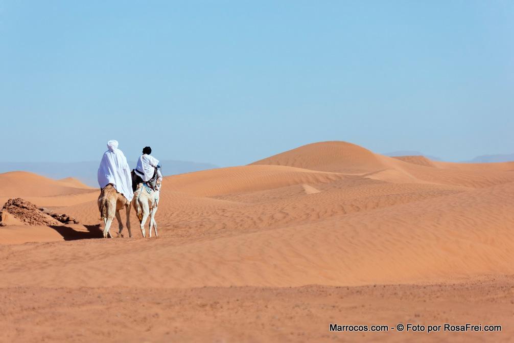 Fotos de Marrocos Deserto do Saara Marrocos 12 Fotografias de Marrocos