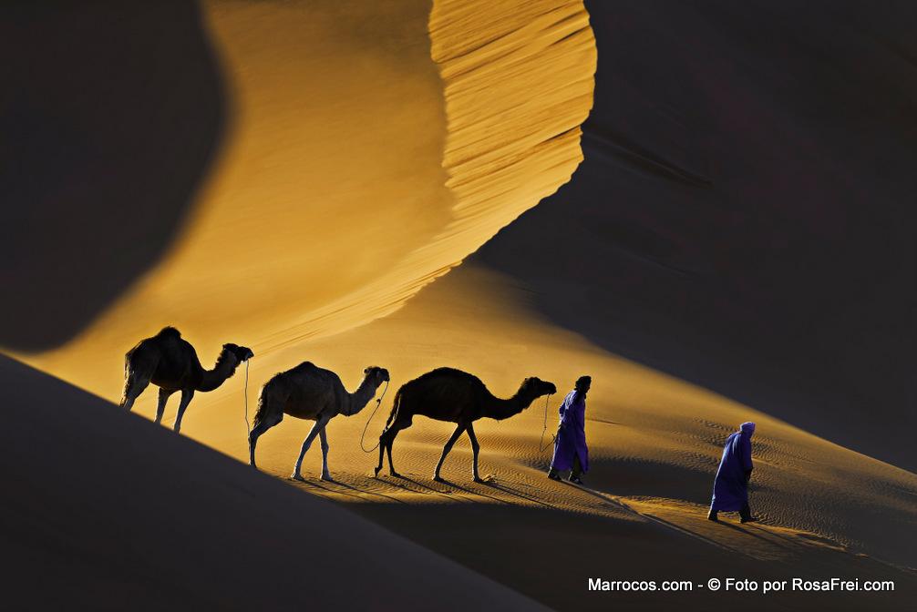 Fotos de Marrocos Deserto do Saara Marrocos 16 Fotografias de Marrocos