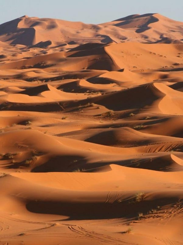 Erg Chebbi Dunes Morocco