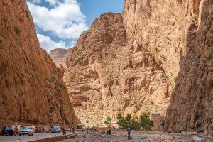 Gorges du Toudra Marrocos