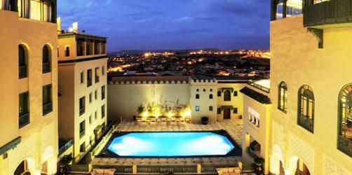 Hotéis em Fez