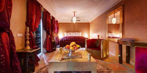 Hotéis em Marrakech