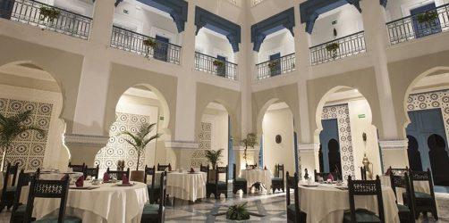 Hotéis em Tânger