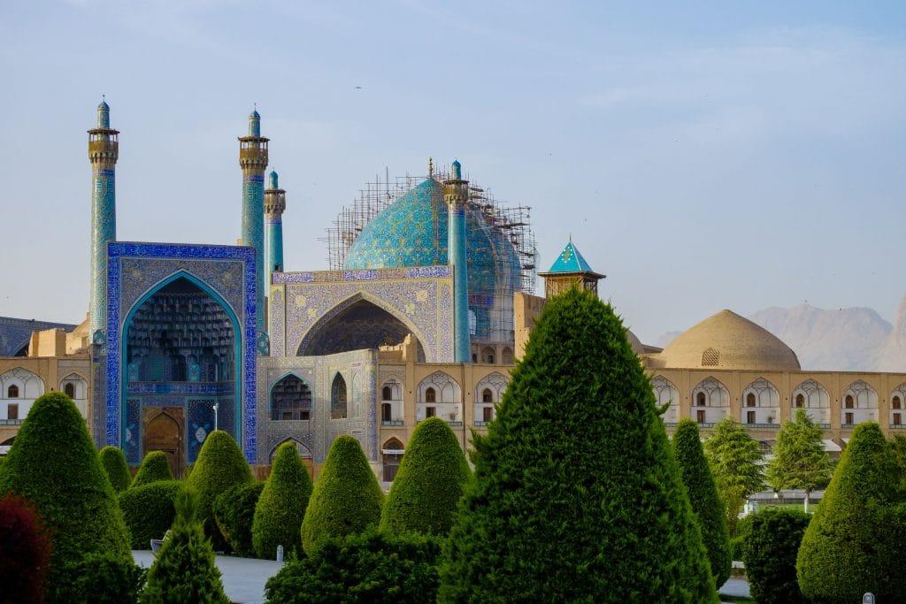 14 Dias Irão - Pérsia Mágica ISFAHAN IRAN 1024x683 1 Outros Destinos