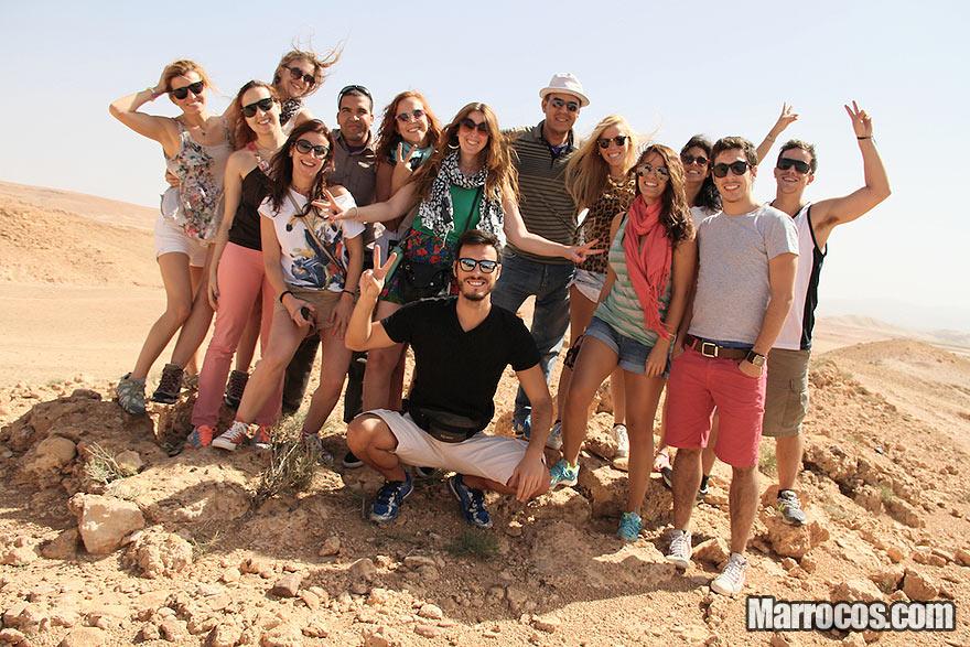Tour de Grupo João Cajuda - 9 Dias Marraquexe até ao Deserto